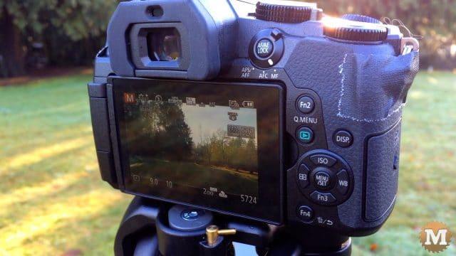 panasonic g85 camera