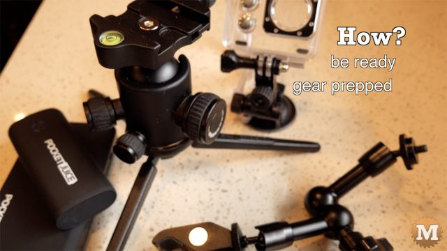 time-lapse video production reasons why content creation gear needed