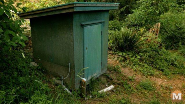 Irrigation Well Pumphouse