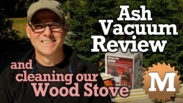 YouTube Thumbnail Ash Vacuum Review
