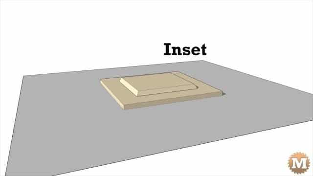 Animated assembly of the outdoor concrete and wood bench