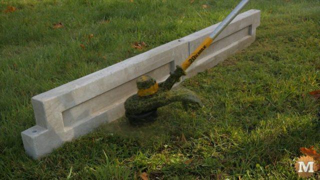 weed whacker durability test