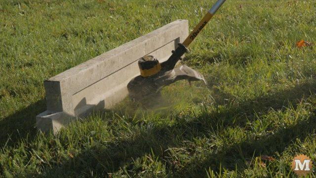 Durability surface testing concrete