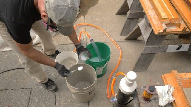 adding citric acid to the mix