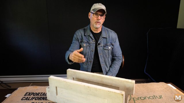 CSA concrete garden box strength introduction