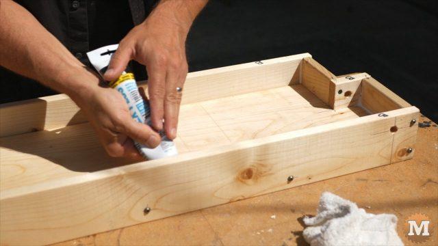 DIY Concrete Garden Box Easy Form -