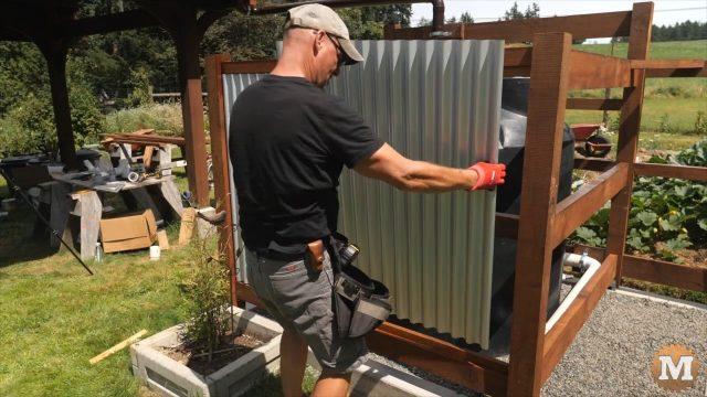 OFF GRID Rainwater Tank Part 2 .14272