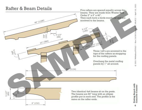 Potting Bench Sample 06