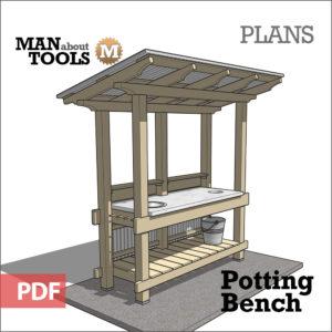 Potting Bench woo1