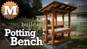 YouTube Thumbnail Potting Bench V1